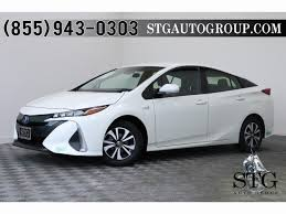 2017 toyota prius prime for in garden grove ca