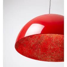 bardem re bardem 1 light ceiling pendant red