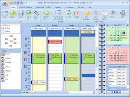 excel for scheduling networking calendar scheduling system organization scheduler