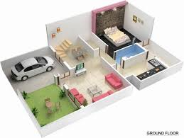 super 1 bedroom apartment with extra how to draw a house plan to scale fresh 30