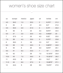 Gucci Womens Shoe Size Chart 49 Experienced Gucci Size Conversion