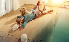 Lieber einen flauschigen teppich, kühlende steine oder warmes holz unter den füßen? Startseite Behrendt Immobilien Hamburg