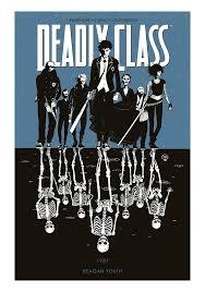 IMAGE COMICS-Deadly Class Vol 1: Reagan Youth Graphic Novel   Newbury Comics