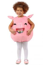Princess Paradise Costume Size Chart Feed Me Piggy Toddler Child Costume