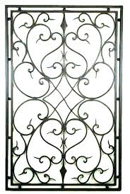 faux wrought iron wall decoration outdoor decor wrought iron wall decor outdoor faux wrought iron wall decor large diy faux wrought iron wall art