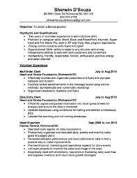 Barista Resume Cool 60 Free Download Barista Resume Skills Examples