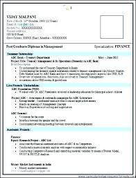 Resume Format Samples – Noxdefense.com