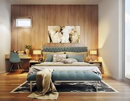 bedroom wall design.  Bedroom Wooden Laminated Wall Design Intended Bedroom O