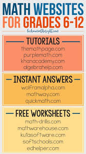 best math technology images teaching ideas  algebra lessons