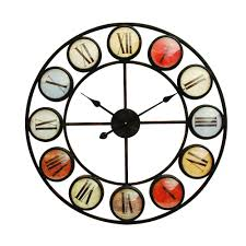 Small Picture Designer Large Wall Clocks Home Design Ideas