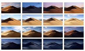 macOS Mojave dynamic wallpaper. How ...