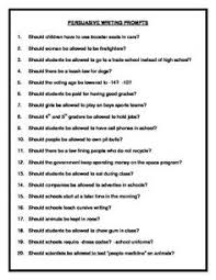 persuasive opinion writing prompt task cards black and white ink here is a list of 20 persuasive opinion writing prompts that i let my students
