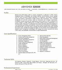 Quality Analyst Cv Pmo Analyst Objectives Resume Objective Livecareer