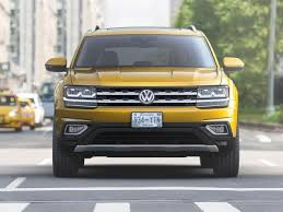 Vw Atlas Trim Comparison Chart 2019 2019 Volkswagen Atlas Vs 2019 Toyota Highlander Which Is