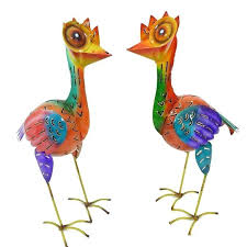 metal birds for garden metal lawn colorful garden bird metal bird garden ornaments uk