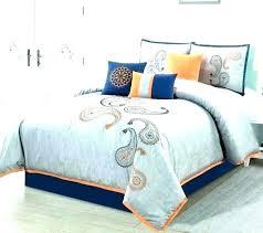 light grey bedding orange bedroom set light grey comforter set light blue and grey bedding light