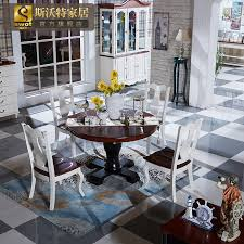 get ations swot catalpa wood dining tables and chairs combination minimalist modern mediterranean roundtable round table round dining