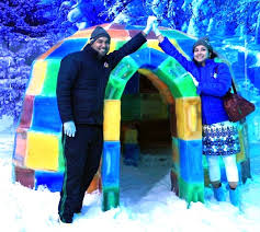 Image result for snow park goa