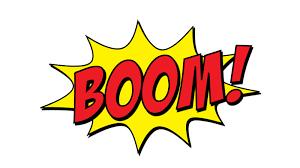 Image result for boom clip art