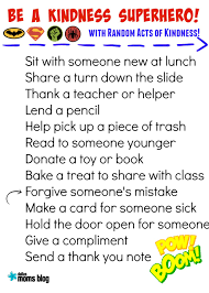 act of kindness essay co act of kindness essay