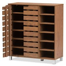 18 Storage Cabinet Katherine 18 Pair Shoe Storage Cabinet Reviews Joss Main