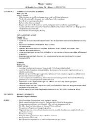 Import Resume Sample Import Resume Samples Velvet Jobs 22