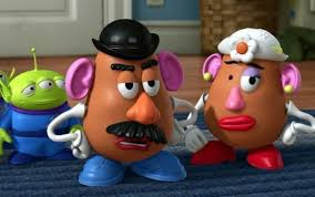 mr potato head toy story 2. Beautiful Toy In Toy Story 2 Mrs Potato Head Is Seen Putting Items In Mr Headu0027s  Rear This A Subtle Nod To Couples That Enjoy Anal Play With 2