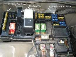 diy a c cooling system honda tech step 3 i like to do this step next because the relays are a little harder to get to than the condenser fan plug and if you have power at the fan