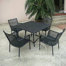 wicker outdoor dining set 5 rattan garden dining sets wicker outdoor furniture dining sets transport by