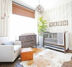 baby boy nursery decorated with wallpaper and houseplant cool baby boy nursery decorating ideas baby nursery nursery furniture cool