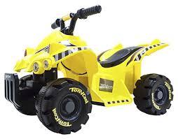 Купить <b>детский</b> электроквадроцикл Jiajia 8070390-yellow ...