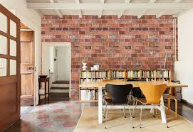 Small Picture Brick Wall Murals Interior Design Ideas Pictowall