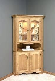 oak corner cabinet oak corner dining room cabinet o corner cabinets with regard to oak corner