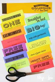Make A Printable Coupon Printable Coupon Book For Dad Fathers Day Pinterest Printable