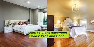 Dark hardwood floor Cleaning Crowdmedia Dark Vs Light Hardwood Floors Pros And Cons Compared