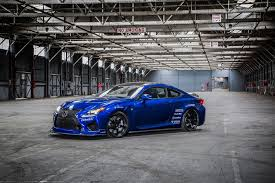 2016 lexus rc f by gordon ting with evasive motorsports body kit and yokohama