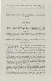 our documents truman doctrine  truman doctrine 1947