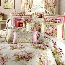 shabby chic bedding sets luxury bedroom design with rose shabby chic comforter sets for girl high quality polyester fabric shabby chic comforter sets