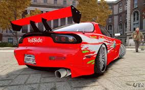mazda rx7 fast and furious. mazda rx7 fast and furious rx7 s