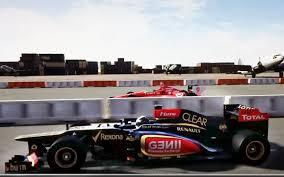 Formula 1 vs Indy Car - 1 Mile Drag Race!!! - YouTube