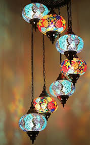 choose from 12 designs turkish moroccan mosaic glass chandelier lights hanging ceiling lamps medium 7