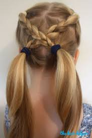 Hair Style Girl best 25 girl hairstyles ideas braids for kids kid 8099 by wearticles.com
