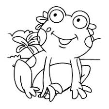 logging coloring pages delightful frog coloring pages for your little ones