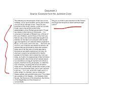 hammurabi s code dbq essay