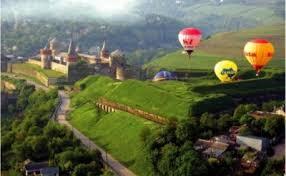 Фестиваль воздухоплавания Золотая Омега