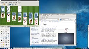 debian 7 lxde desktop