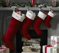 best christmas stockings.  Best Pottery Barn And Best Christmas Stockings T