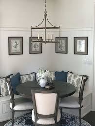 Lighting Ideas For Dining Room Excellent Lighting Choice For A Kitchen Breakfast Nook Find This Pin And More On Dining Room Ideas S