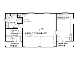 Double Garage With Apartment Plans  Double Garage With Workshop    Double Garage   Apartment Plans