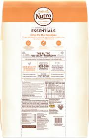 Nutro Wholesome Essentials Large Breed Puppy Farm Raised Chicken Brown Rice Sweet Potato Recipe Dry Dog Food 30 Lb Bag